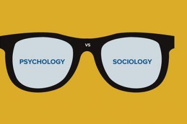 Sosyoloji ve Psikoloji Arasındaki Benzerlikler