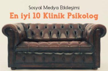 En İyi 10 Klinik Psikolog
